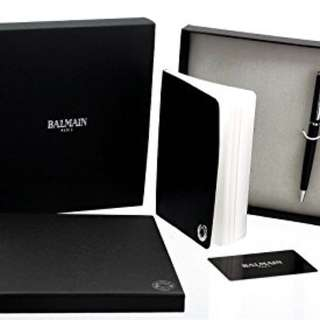 Balmain Notebook Giftset (with pen)
