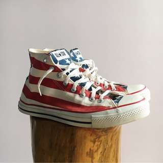 Converse All-star American Flag Special Edition  Made in U.S.A.