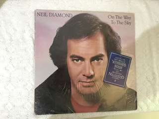 Neil Diamond Vinyl CD
