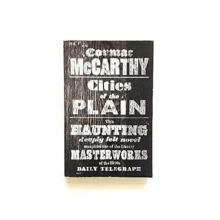Cities of the Plain (Cormac McCarthy)