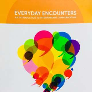 Everyday Encounters ($40 OFF)