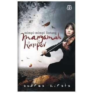 Maryamah Karpov: Mimpi-mimpi Lintang (Tetralogi Laskar Pelangi #4)