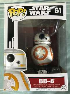 Funko Pop Star Wars BB-8