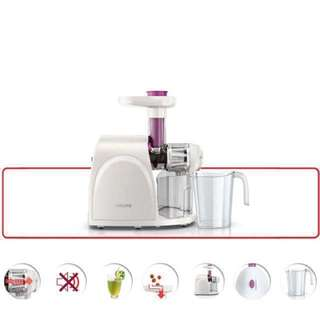 Philips Viva Collection Slow Juicer