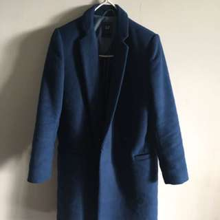 Gap Wool Oversized Coat