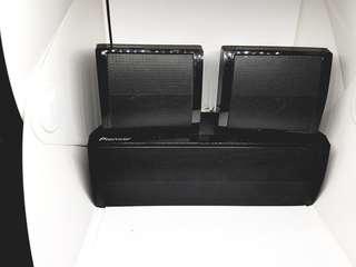 Pioneer centre/ Surround speaker
