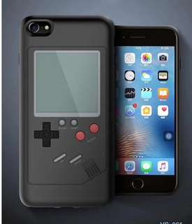 Mobile Case with Built-in Tetris Game