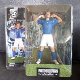 Futbolistas: Alberto Gilardino
