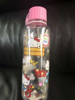 Lock & Lock 韓版Hello Kitty 水樽