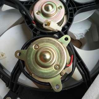 Dongfeng Star radiator fan motor