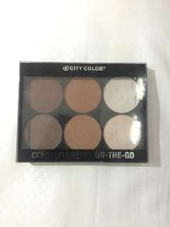 City color countour palette