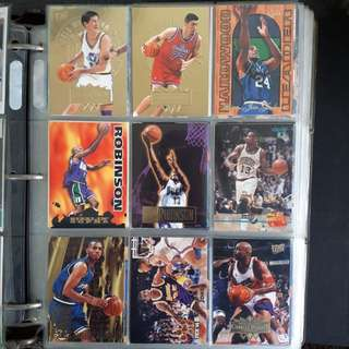 Collectible Basketball Cards