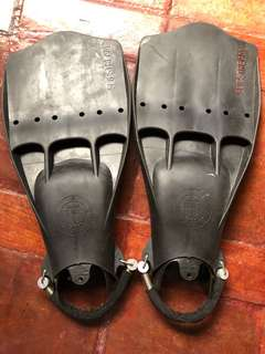 OMS slipstream fins
