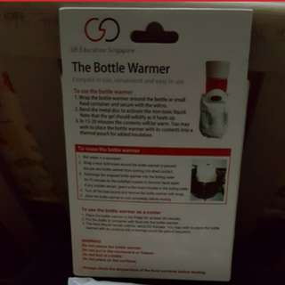 QYOP The bottle warmer (G8 Education Singapore)