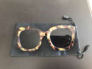 Princess polly tort sunglasses
