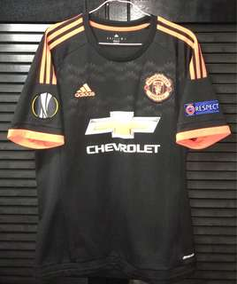 Authentic Manchester United 15/16 Europa Jersey