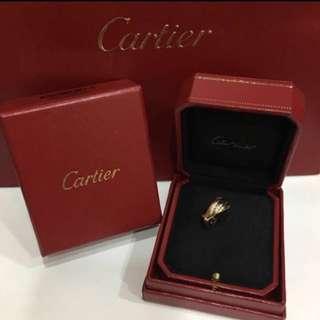 Cartier 卡地亞 - Trinity de Cartier 三環戒經典款
