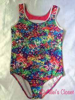 Girl's One-Piece Swimsuit