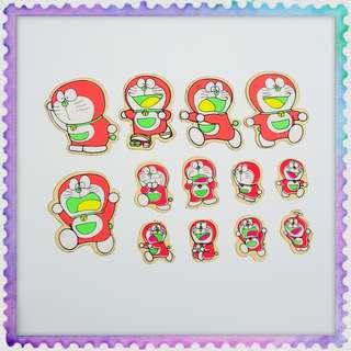 Doraemon Sticker Collection