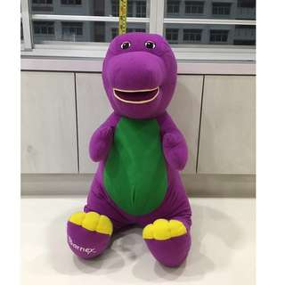 Preloved Barney