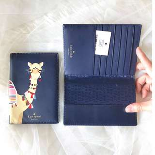 Kate Spade Camel Wallet