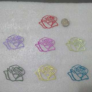 Rose die cut