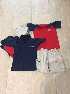 School uniform For ics international community school
