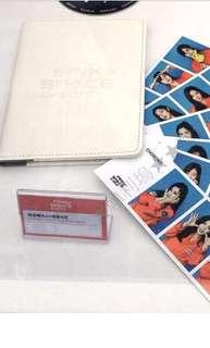 求收APINK演唱會週邊護照套