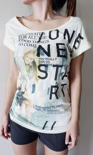 T-shirt Berskha