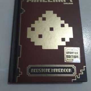 Mincraft book