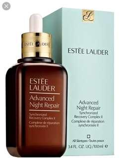 Estée Lauder advanced night repair 100ml