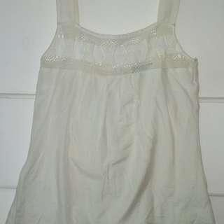 Wish white top