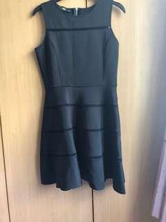 Singapore mjphosis black dress