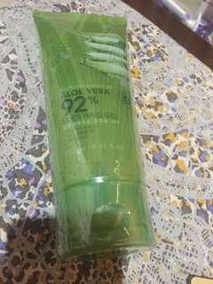 Aloe vera gel tube