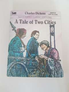 A Tale of Two Cities by Charles Dickens(give away)