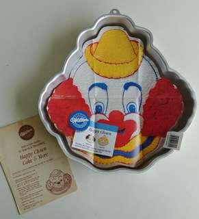 Wilton Happy Clown Pan
