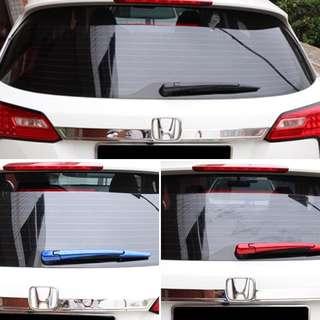 Honda Vezel Rear Wiper Trimming