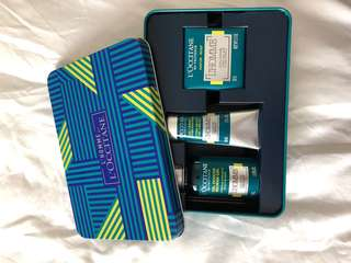 L'Occitane L'Homme mens gift set