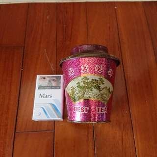 🚚 老茶葉罐