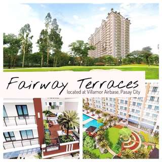 High Rise Condo in Villamor Pasay, FAIRWAY TERRACES