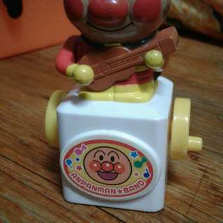 Anpanman Figure w/working gimmick