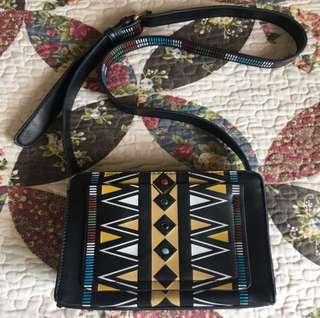 Parfois Aztec Sling Bag