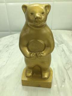 Ban Hin Lee Coin Bank Bear