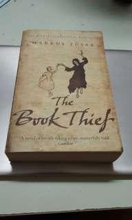 The Book Thief by Marcus Zusak