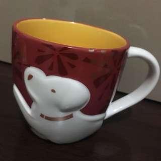 Starbucks Year of Dog Mug