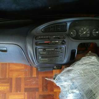 Original Dashboard Mira L5 Hitam