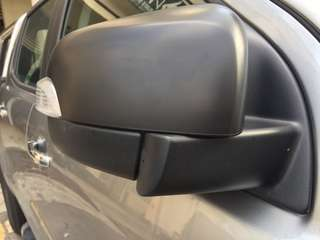 Ford ranger 2012-2017 wildtruck style black side Mirror Cover