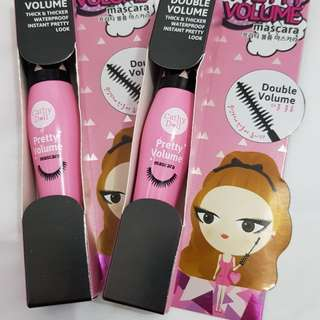 Cathy Doll Pretty Volume Mascara