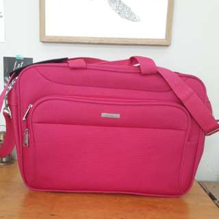 LANZA CLASSIC CARRY ON CABIN BAG