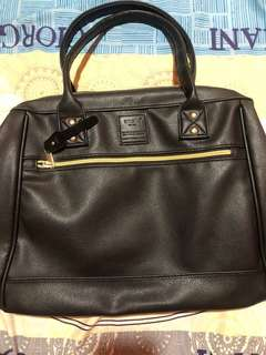 [Anello] Used Leather Bag